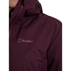 Berghaus Deluge Pro Shell Giacca Donna, sassafras